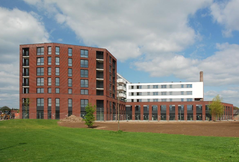 Appartementen en basisschool Ringoven - Kern architecten ...